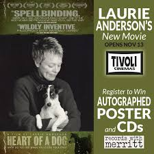 laurie Anderson heart of the dog